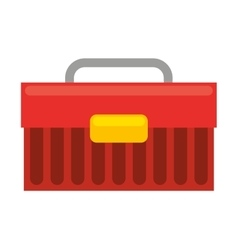 Tool box isolated icon design vector