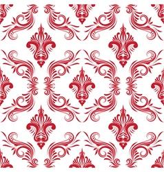 Pattern Diamond Ornamental vector image vector image