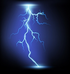Lightning Stock vector