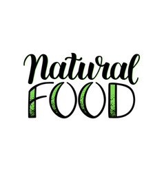 Eco natural food menu background sketch hand vector