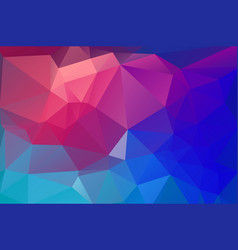 flat color geometric triangle wallpaper vector image