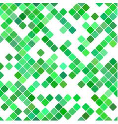 geometric diagonal square pattern background vector image