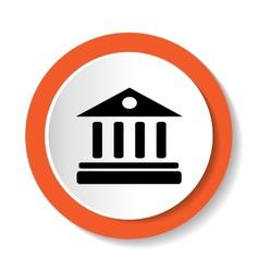 University Icon vector image vector image