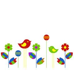 scrapbooking decorative background vector image