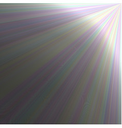 Ray light background - graphic vector