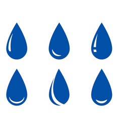 Droplet set vector