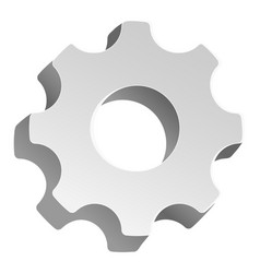 setting vector image