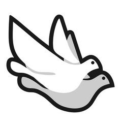 Fly peace vector