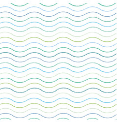 abstract geometric wavy line texture pattern vector image