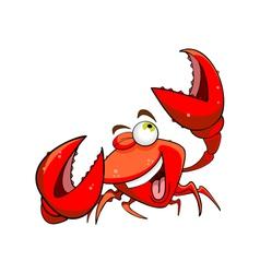 marine crab vector image