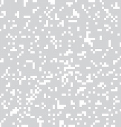 mosaic square pixel theme pattern background vector image