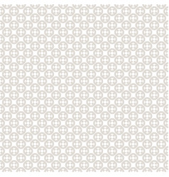 Subtle seamless pattern with simple geometric vector