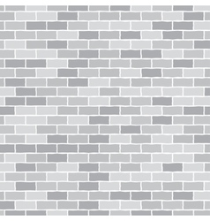 Background wall of gray bricks eps 10 vector