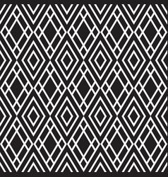 Geometric seamless ornament vector