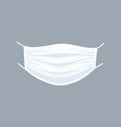 Medicine mask vector