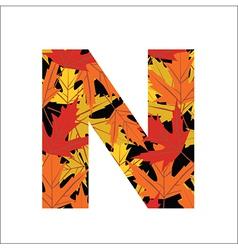 N Letter vector