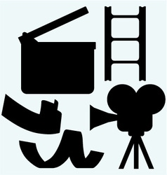 Cinematography vector