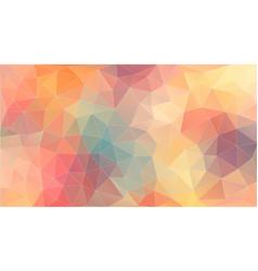 color mosaic covers design minimal geometric vector image