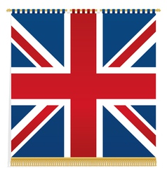 Uk wall hanging vector