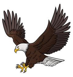 eagle 010 vector image vector image