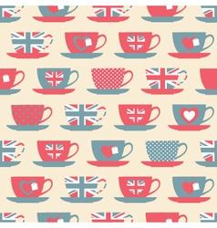 british teatime vector image