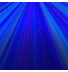 blue ray light background - graphic from stripes vector image vector image