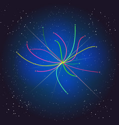 Voyage beyond the space boson higgs quantum vector