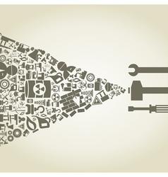 Industry2 vector image
