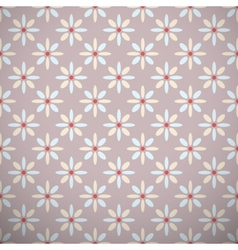 Yoga pattern tiling Light brown blue and red vector
