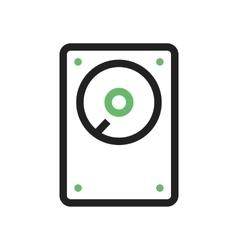 Hard disk vector