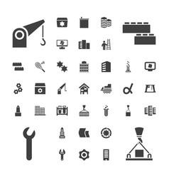 37 development icons vector