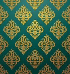 Retro Ornament Pattern vector image