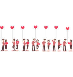 valentine002 vector image