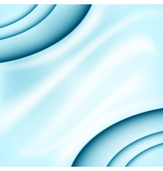 abstract lightblue background vector image vector image