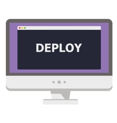 Personal computer display vector