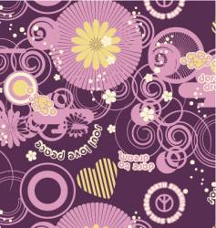 Dare to dream seamless pattern vector