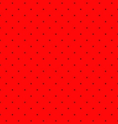 Poppy seeds seamless pattern background Round vector image