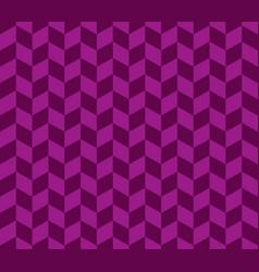 Purple herringbone check pattern vector