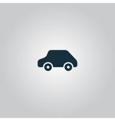 toy Car logo template icon vector image