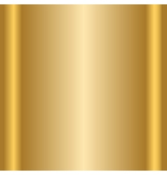 Gold texture seamless pattern ribbon vector image