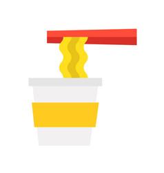 Chinese fooddesignflatfoodgastronomyiconlemon vector