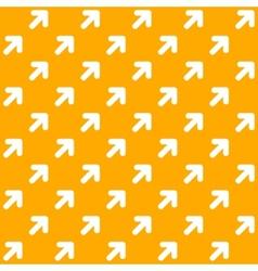 Seamless Arrow Background vector image