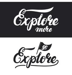 Explore more hand written lettering typography vector