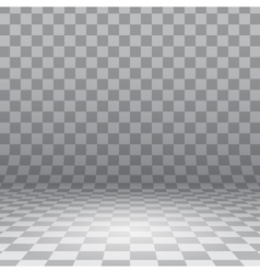 Checkered surface background vector