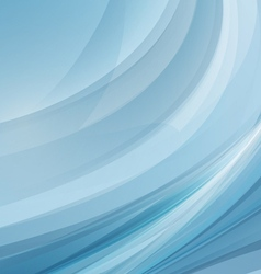 Light Blue Abstract Shape Background vector