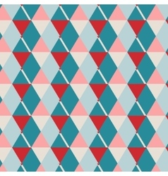 Geometric triangle patternAbstract Texture vector