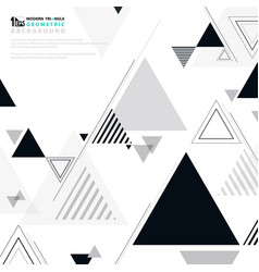 abstract background geometric shape pattern vector image