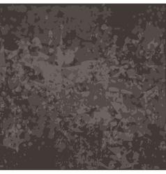 Dark grunge background vector image vector image