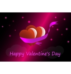 Happy Valentine s day vector