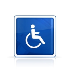 Symbol of Access vector image vector image